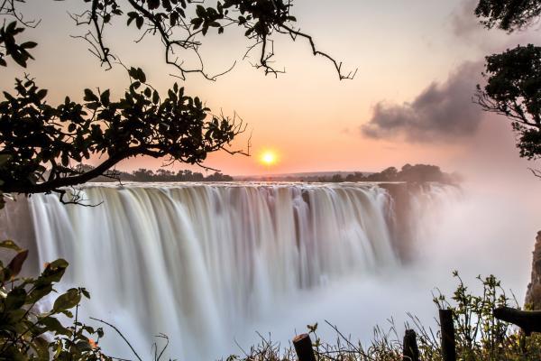 Local Victoria Falls